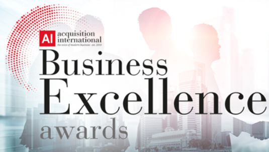 AI Business Excellence awards image