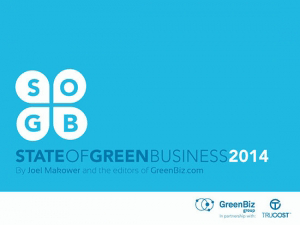 State of Green Business 2014 Report