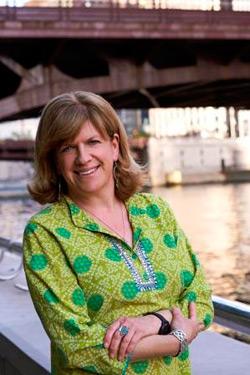 Lisa Woll, CEO of US SIF
