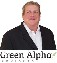 Garvin Jabusch, Co-Founder, Green Alpha Advisors and Co-Manager, Shelton Green Alpha Fund