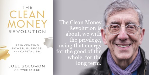 The Clean Money Revolution: Billionaires of Love