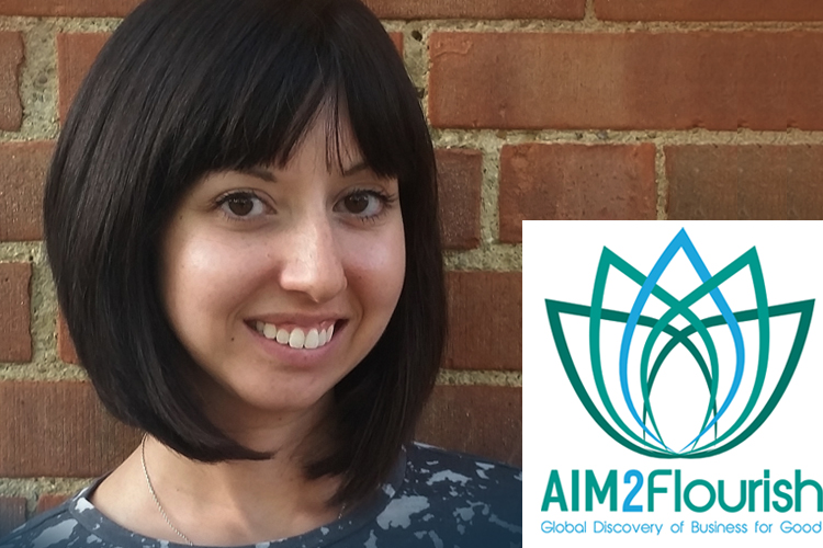 AIM2Flourish: Business Education Meets Business for Good