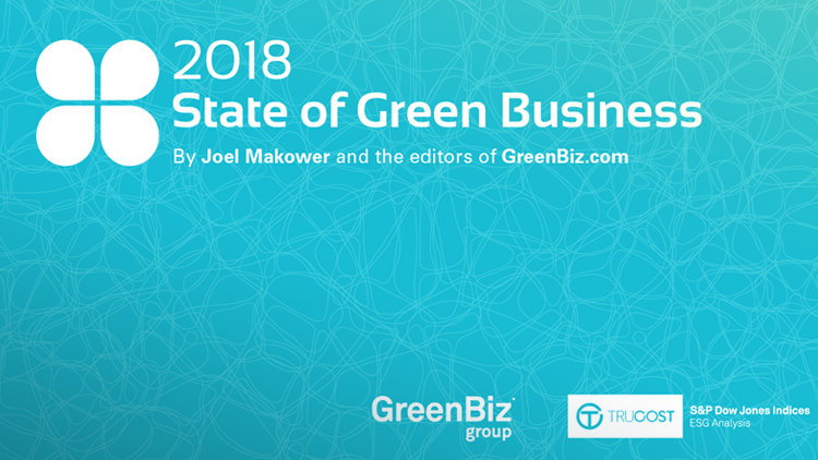 The State of Green Business - GreenMoneyJournal.com
