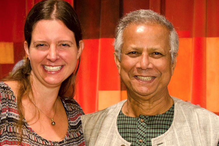 The GreenMoney Interview: Muhammad Yunus