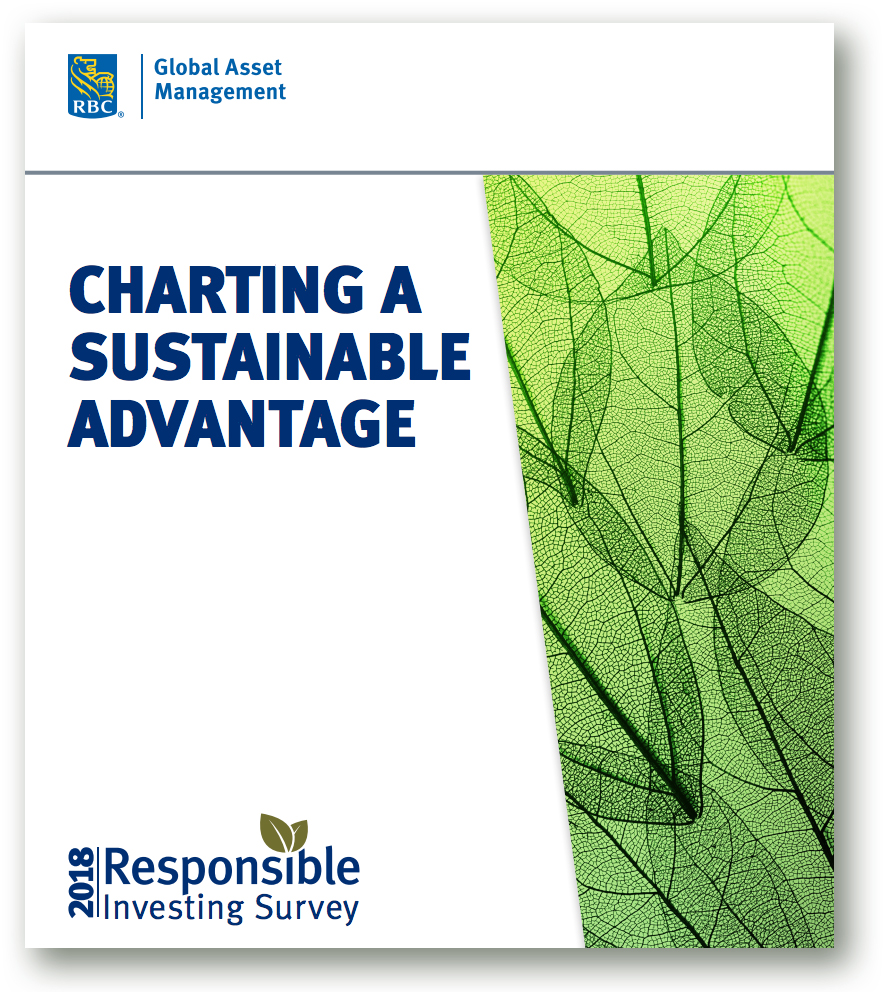 Responsible Investing Accelerates as Investment Merits Gain Traction: A new survey by  RBC Global Asset Management