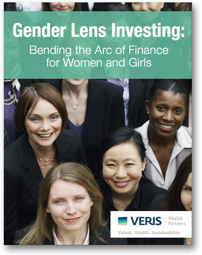 Veris Wealth Partners Reports Gender Lens Investing (GLI) Assets Rise 85% and Exceed $2.4 Billion
