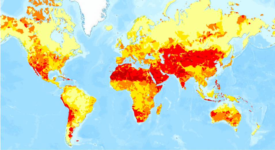 Water Risk: Single Largest Risk Threatening People, Planet and Profit