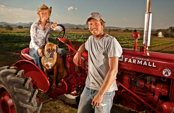 Poudre Valley Farms - GreenMoney Journal
