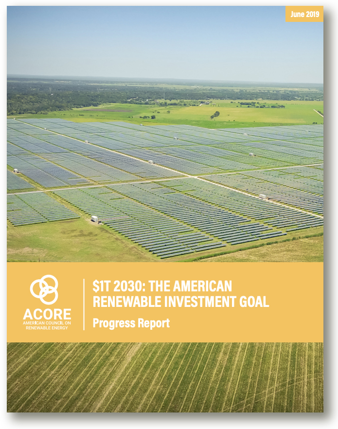 America's Leading Financial Institutions Report High Confidence in Renewable Sector Growth