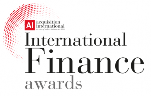 International Finance Awards - GreenMoney Journal 2019