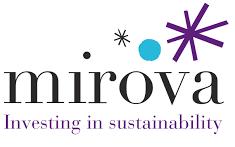 Mirova Investing in Sustainability logo
