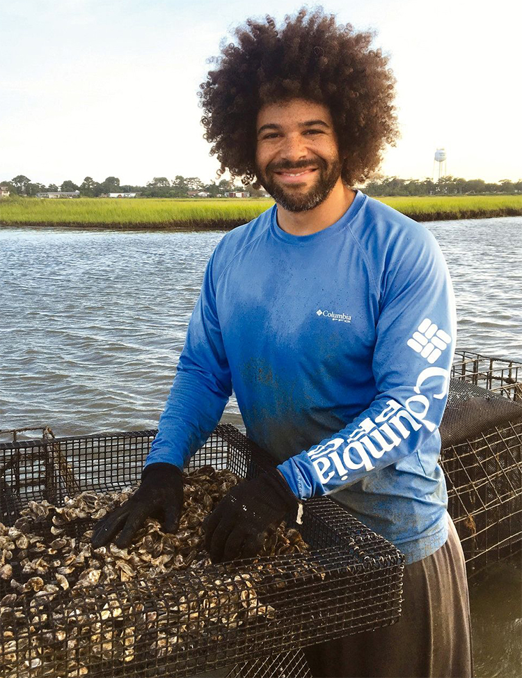 Ryan Behea-Oyster Farmer-Self-HelpCU-GreenMoney
