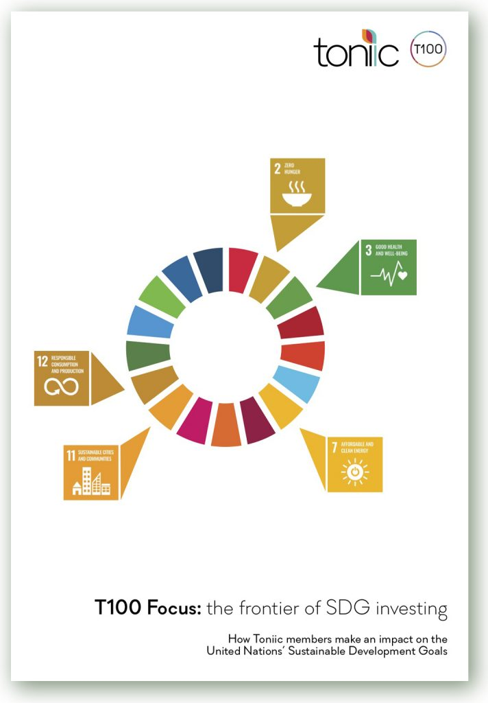 Tonic T100 SDG investing Cover-GreenMoney