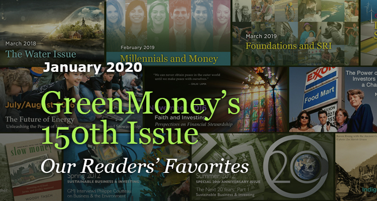GreenMoney - January 2020 Issue