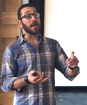 Dan Carreno Change Finance PBC talks - GreenMoney Journal