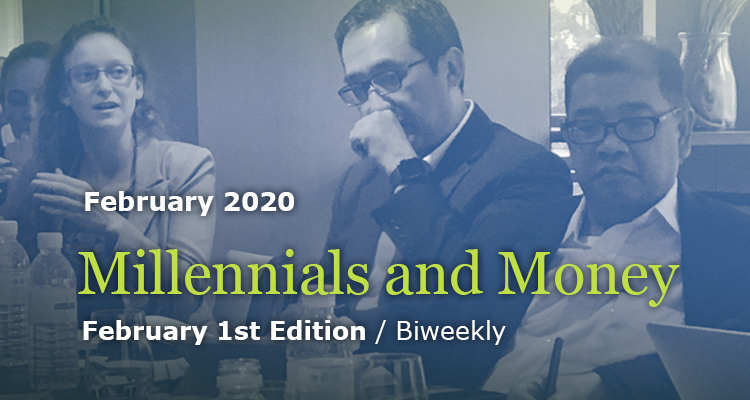 Millennials and Money - February 1st Edition - GreenMoney Journal