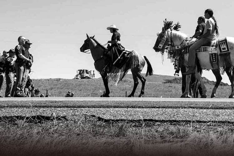 Standing Rock-Driving Capital from Foundation of Indigenous Values-Allie Fredericks