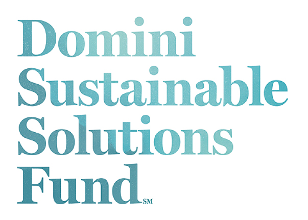 Domini launches Domini Sustainable Solutions Fund