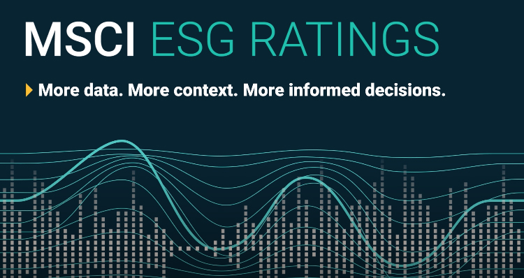 MSCI makes public ESG Metrics for Indexes