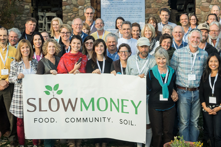 Slow Money conference in Longmont, CO 2017
