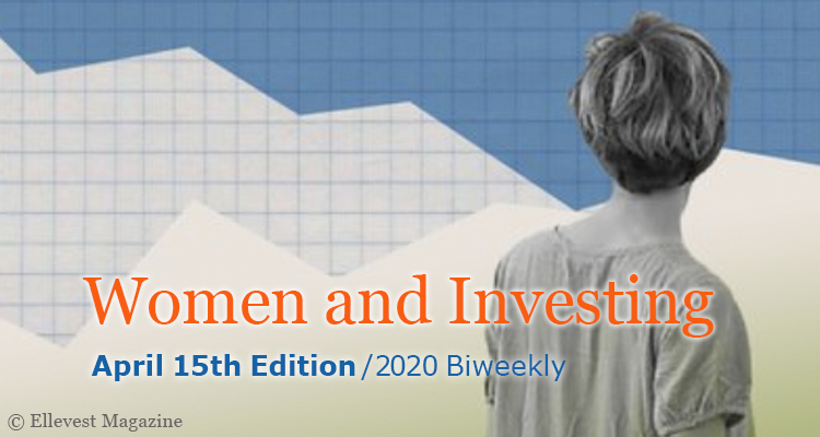 Women and Investing - April 2nd Edition - GreenMoney Journal