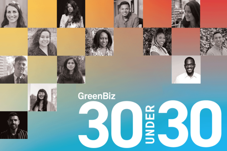 The 2020 GreenBiz 30 Under 30 List of Sustainability Leaders