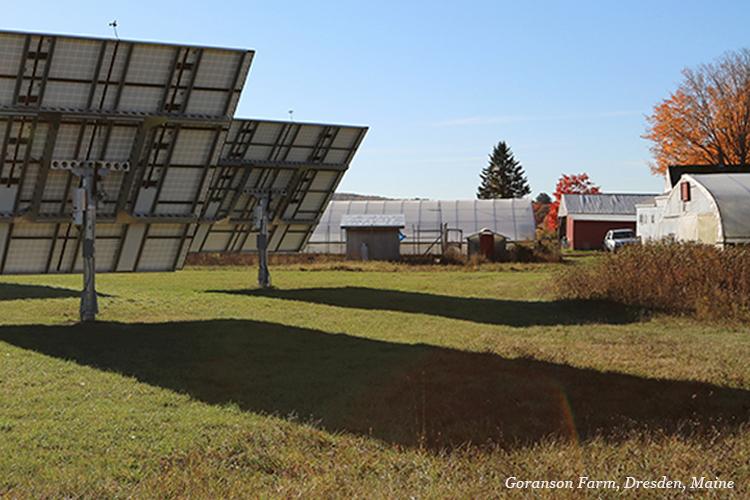 Goranson Farm-Dresden Maine
