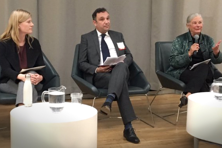 LA Cleantech Incubator 2019 event on Fed Carbon Pricing Policy with Kirsten James-CERES-GreenMoney