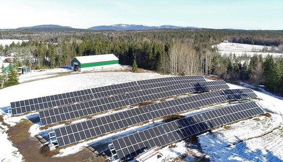 Tremont Solar-Tremont Maine-CEI
