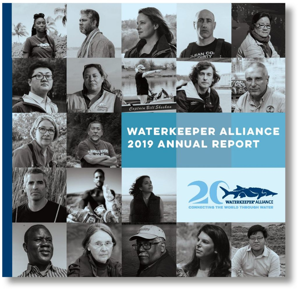 Waterkeeper-Alliance-2019-Annual-Report