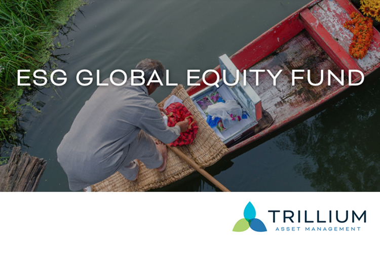 ESG Global Equity Fund-Trillium Asset Management