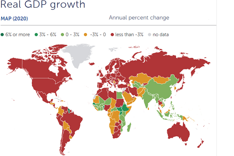 Going Global with ESG Investing-GDP Growth for 2020-Pekin Hardy Strauss