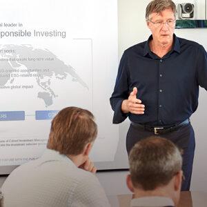 Responsible Investing in China-John Streur-Calvert