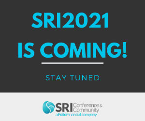 SRI 2021 conference is coming