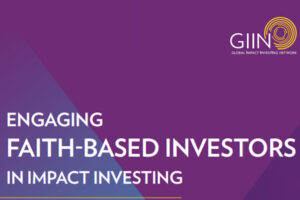 Faithful Finance-Strategies for Connecting Values and Capital-by Kate Walsh-Global Impact Investing Network