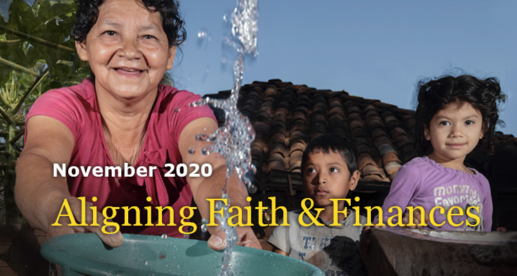 Aligning Faith and Finances-GreenMoney-Nov.2020