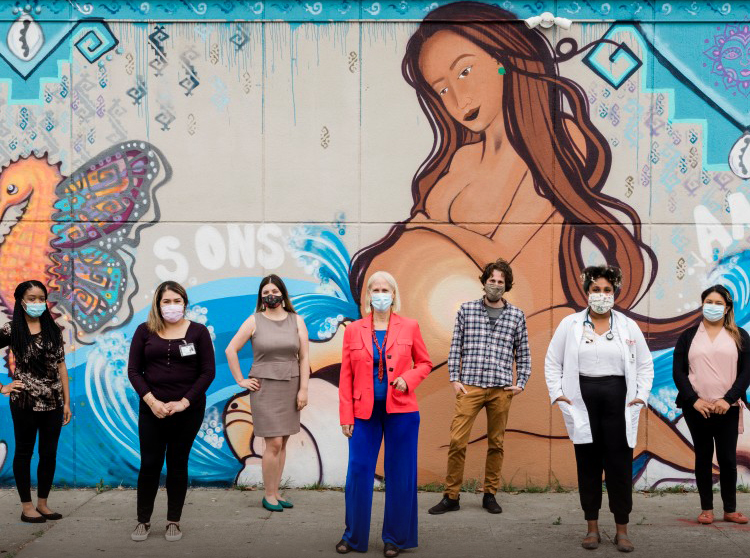 Brighter Beginnings a nonprofit providing family health services in the San Francisco Bay Area received PPP loan through Self-Help CU-Photo credit-CNote-GreenMoney