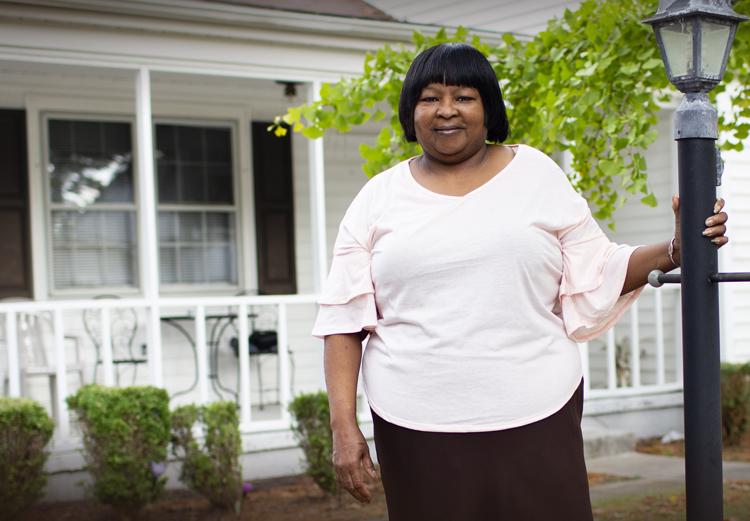Linda Jordan a Self-Help mortgage borrower in Tarboro NC - GreenMoney