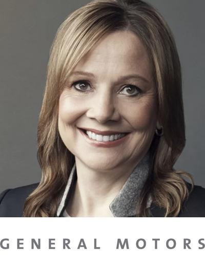 Mary Barra-Chairman CEO-General Motors