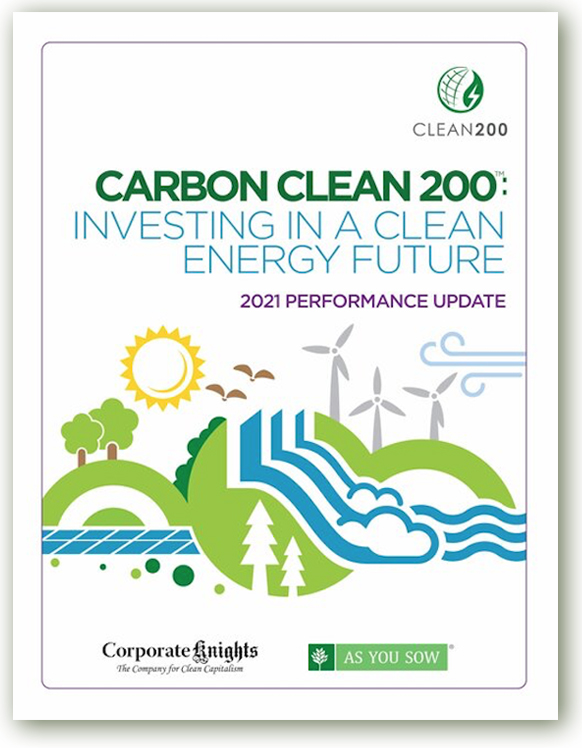 Carbon Clean 200-2021 Performance Update Report-Corporate Knights and As You Sow