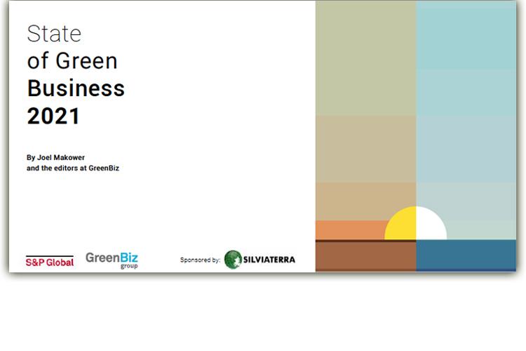 Top Sustainable Business Trends 2021 from GreenBiz-Joel Makower