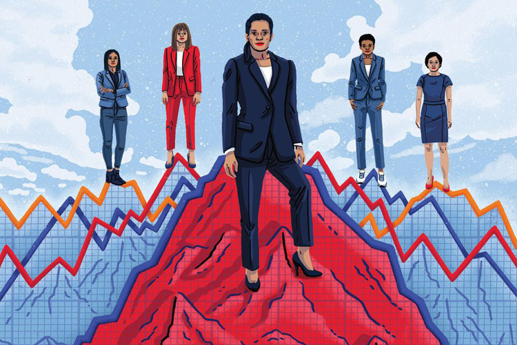 Barron's: The 100 Women Making their Mark in the World of Finance
