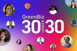 2021 GreenBiz 30 Under 30 List of Sustainability Leaders