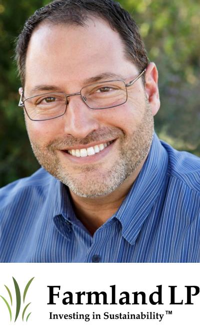 Craig Wichner founder of Farmland LP