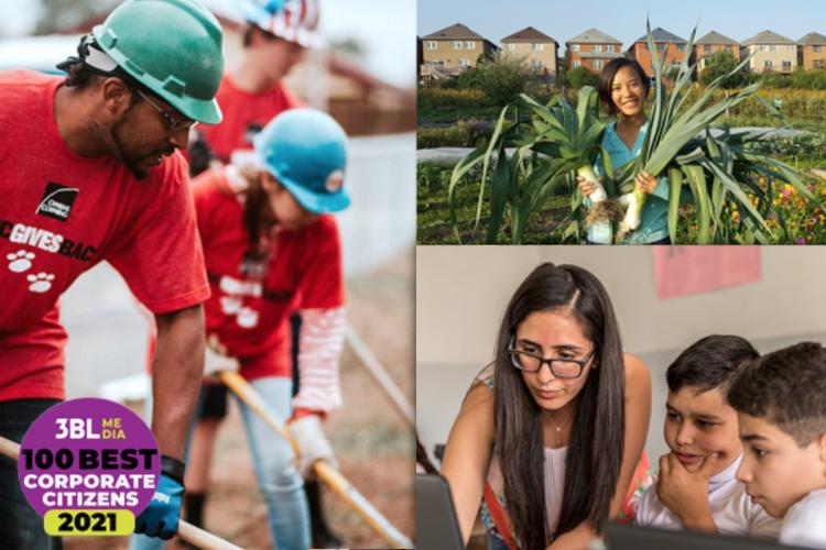 3BL Media Announces 100 Best Corporate Citizens of 2021