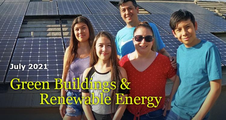 Green Buildings and Renewable Energy-July 2021-GreenMoney