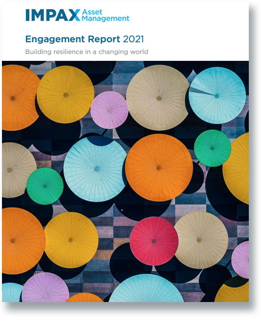 Impact Asset Mgmt 2021 Engagement Report Cover