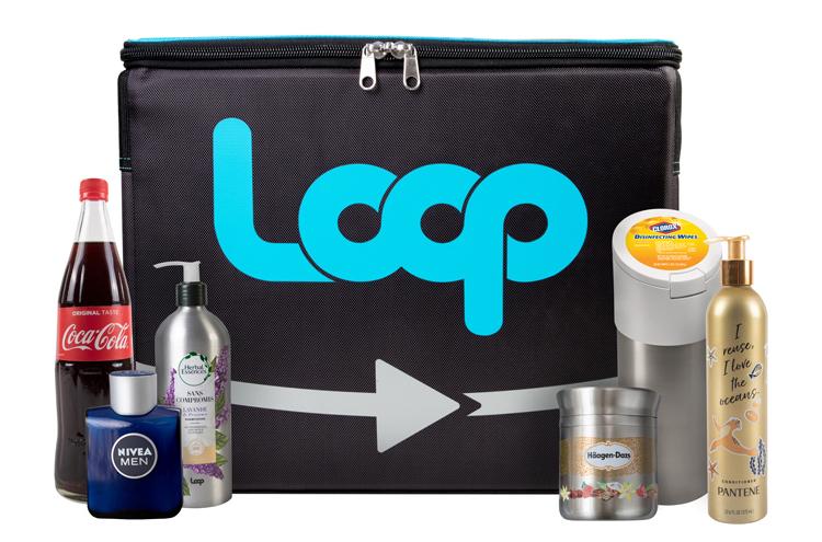 Loop courtesy of Terracycle