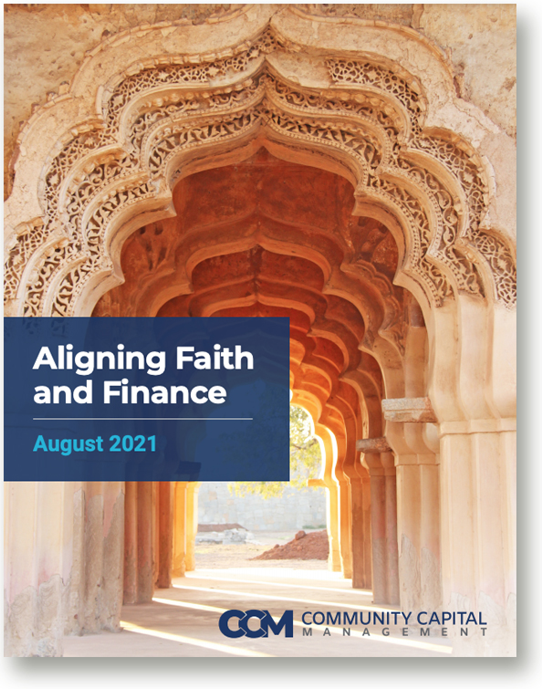 Aligning Faith and Finance-Aug.21-Community Capital Mgmt