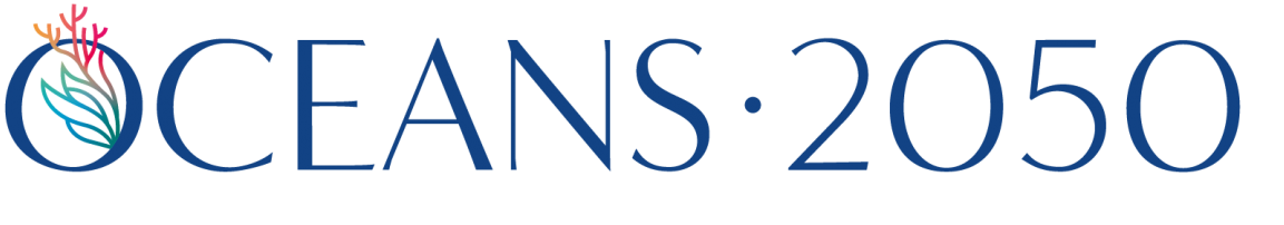 Oceans 2050 logo